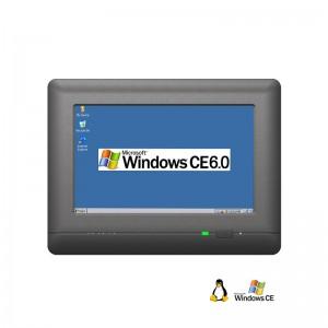 GK-7600 7 ინჩიანი მობილური მონაცემთა ტერმინალი