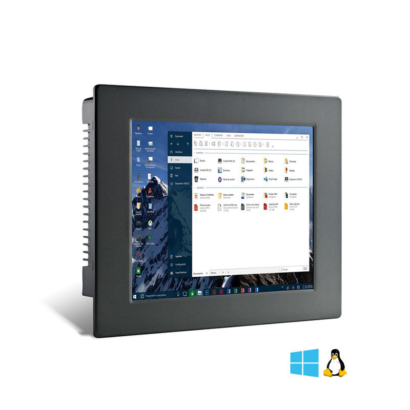 PC-1201(02) 12 Inch Industrial LCD Panel Computer Featured Image