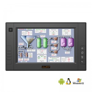 PC-7106 7 Inch Mobile Data Terminal
