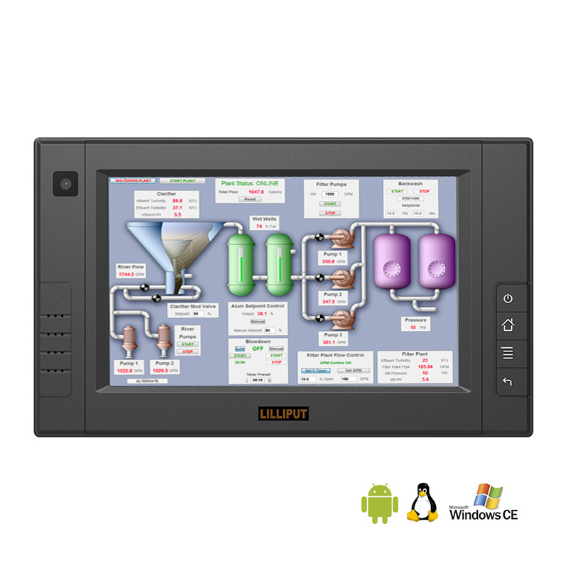 PC-7106 7 Inch Mobile Data Terminal Featured Image