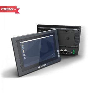 PC-701PRO  7 Inch Embedded Industrial PANEL PC
