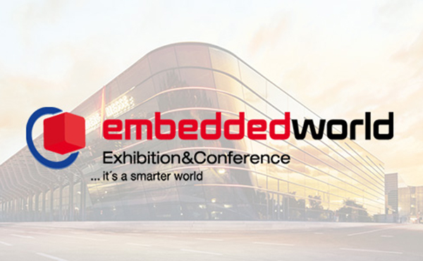 Embedded World 2017 (Booth4-508)