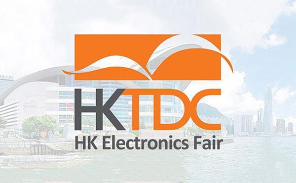2018 HK Electronics Fair (Autumn Edition,Booth 1DD22)
