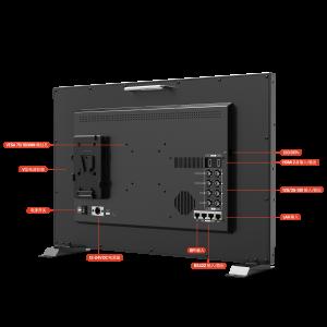 Q23_23.8 inch 12G-SDI professional broadcast production studio monitor