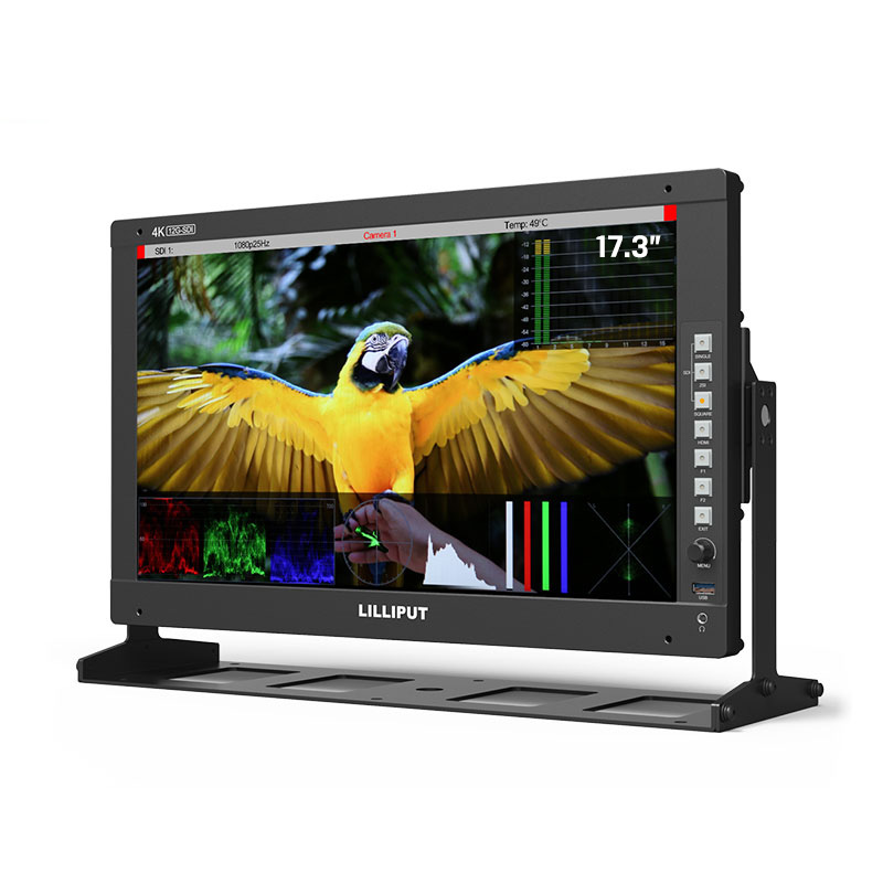 17.3 inch production monitor