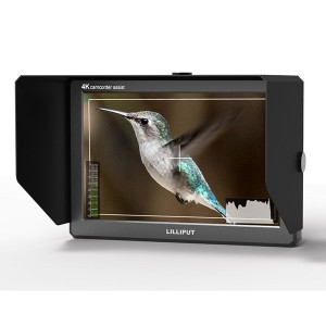 A8S _ 8.9 inch 4K Camera-top monitor