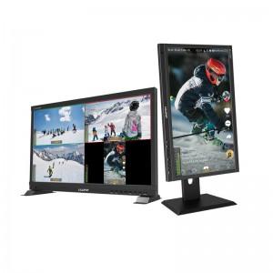 "PVM220S_21.5"" Live Stream Quad Split Multiview Monitor"