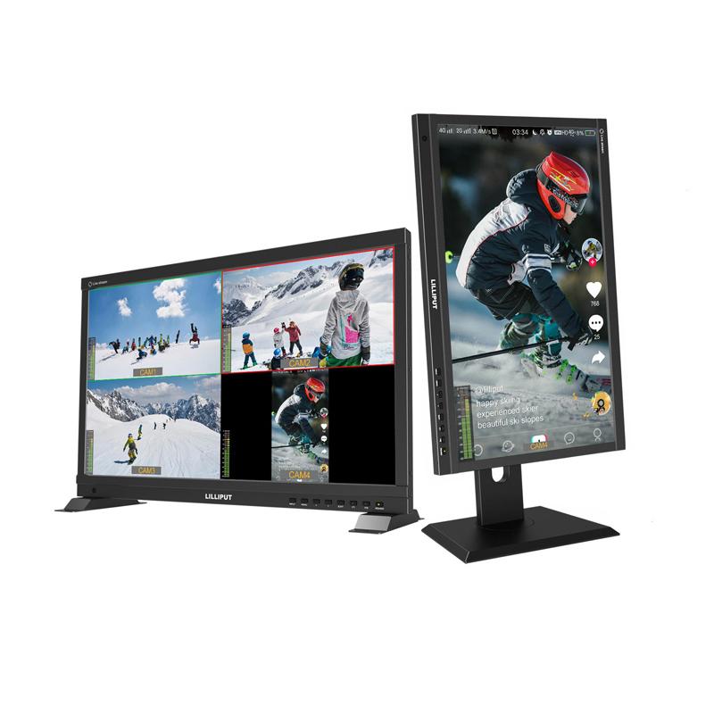 21.5 inch live stream monitor