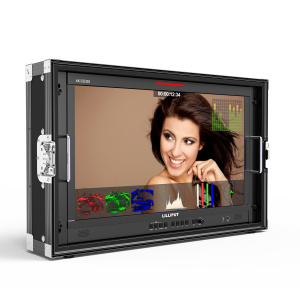 Q23_23.8 inch 12G-SDI professional broadcast production studio monitor