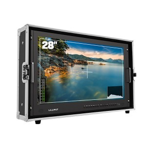BM280-4KS _ 28 inch carry on 4K Broadcast director monitor