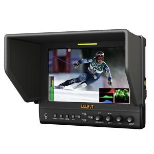 663/S2 _ 7 inch Camera-top hd SDI monitor