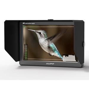 A8 _ 8.9 inch 4K Camera-top HDMI monitor