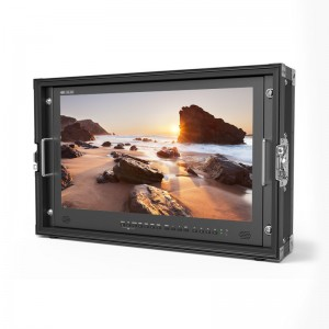 Professional China Pull-Out Broadcast Monitor -