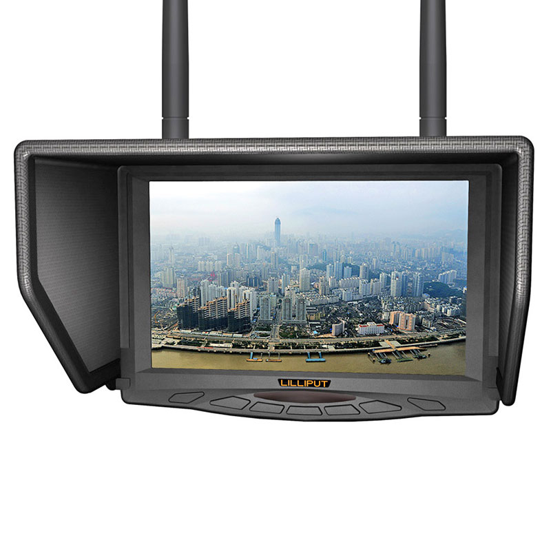 329DW_7 inch Wireless AV Monitor Featured Image