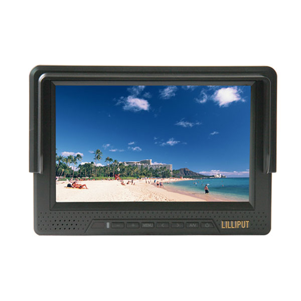 668_7 inch on camera top monitor Featured Image