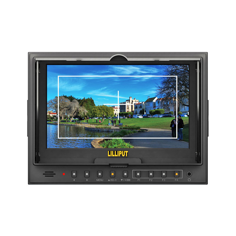 OEM/ODM China Camera Video Monitor - 5D-II_7inch Camera Top Monitor – LILLIPUT Featured Image
