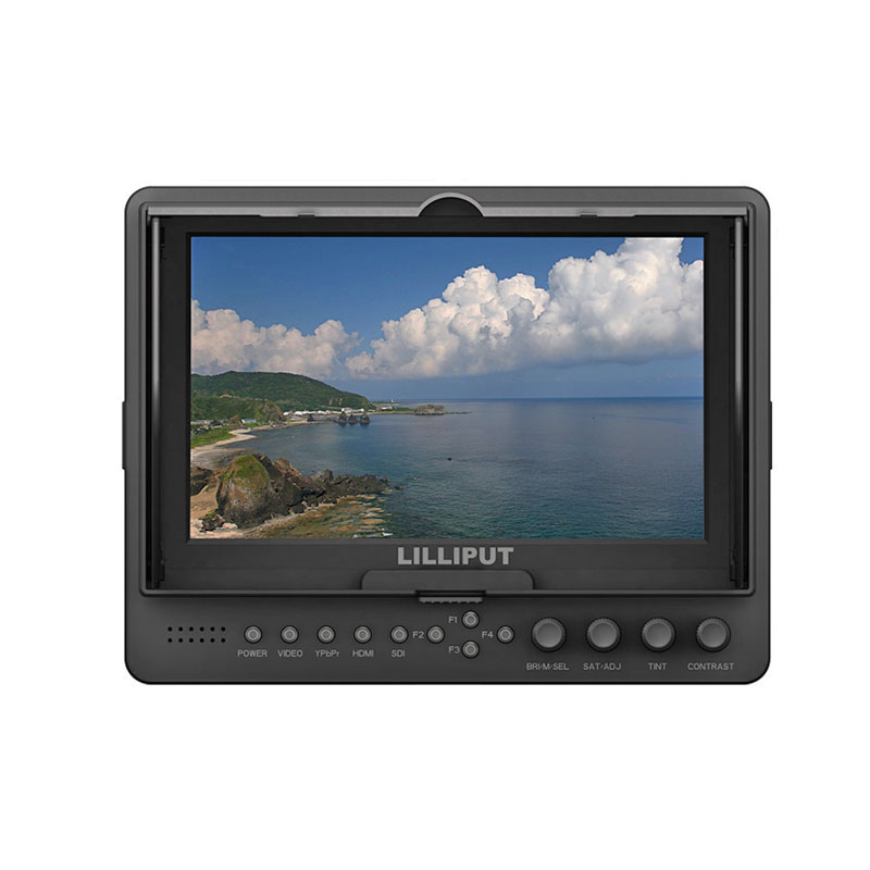 665S_7inch Camera Top Monitor Featured Image