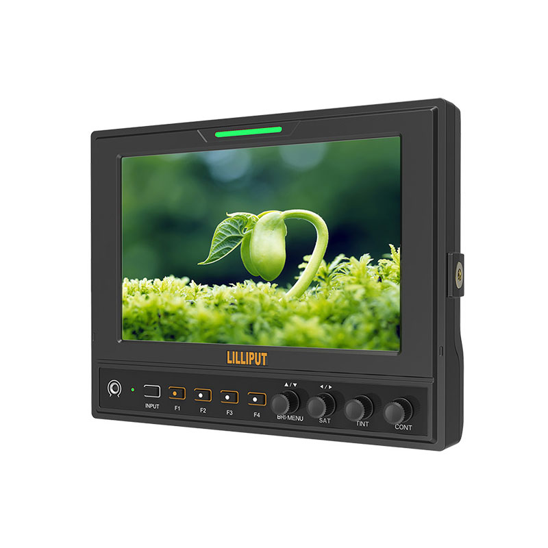 Manufacturer for High Brightness Monitor - 662/S 7inch camera top monitor – LILLIPUT