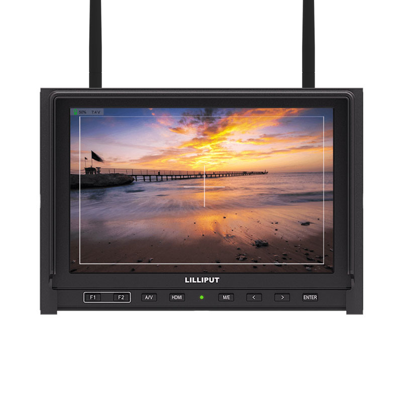 Lilliput Touch Monitor -