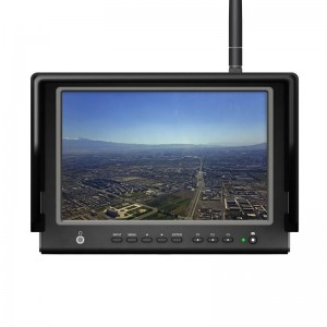 664W_7inch Wireless AV Monitor