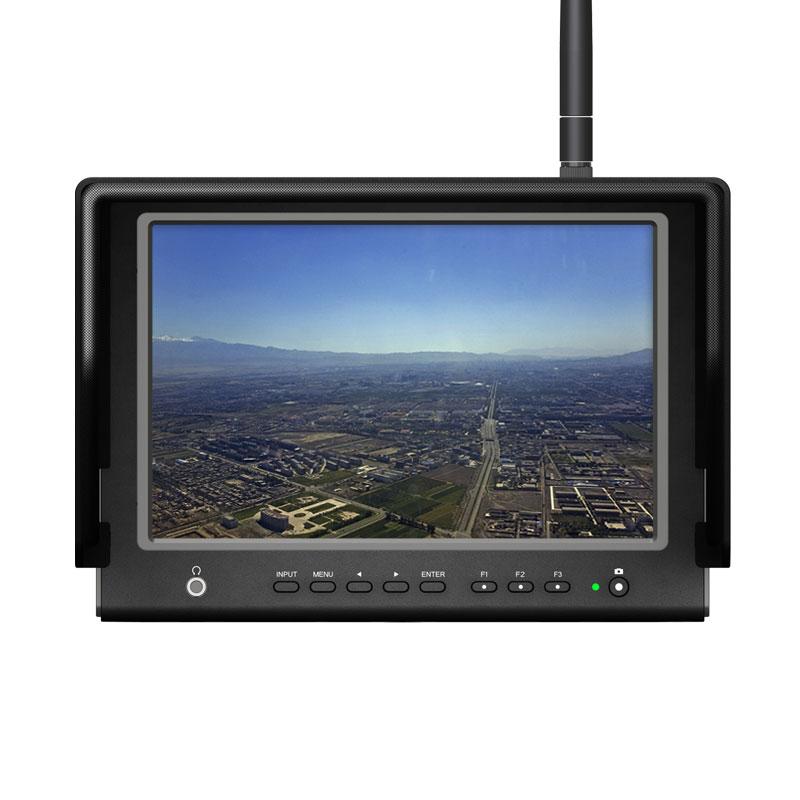 664W_7inch Wireless AV Monitor Featured Image