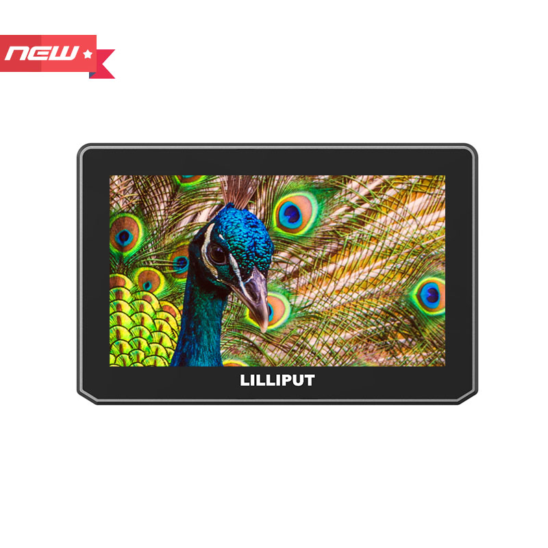 T5 _5 inch touch on-camera monitor Featured Image