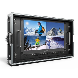 BM150-4KS _ 15.6 inch carry on 4K Broadcast director monitor