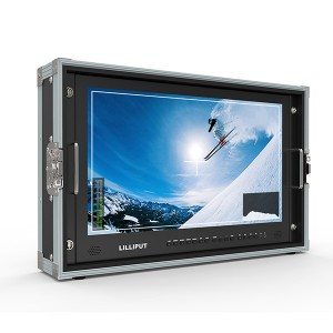 BM230-4KS _ 23.8 inch carry on 4K Broadcast director monitor