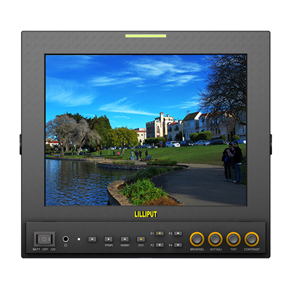 PriceList for High Brightness On Camera Monitor – 969A/S _ 9.7 inch Camera-top SDI monitor – LILLIPUT Featured Image