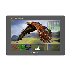 Q7 PRO _ 7 inch Camera-top full hd SDI monitor