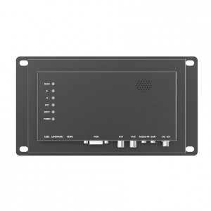 TK700-NP/C/T _ 7 inch industrial open frame touch monitor