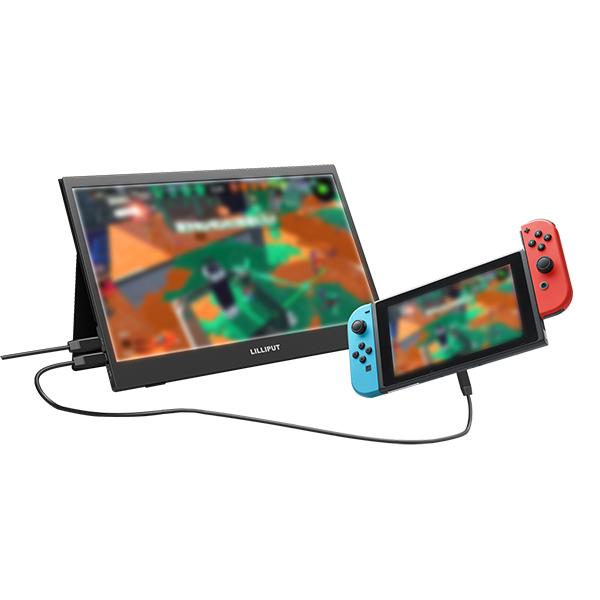 Factory wholesale Dual Screen Docking Station - UMTC-1400 _ 14 inch USB type-c monitor – LILLIPUT