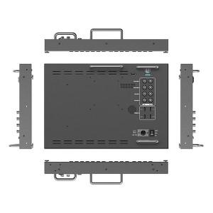 BM150-12G _ 15.6 inch carry on 12G-SDI Broadcast director monitor