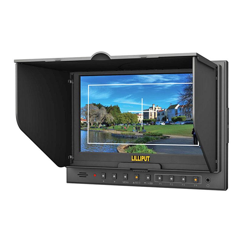 OEM/ODM China Camera Video Monitor - 5D-II_7inch Camera Top Monitor – LILLIPUT