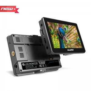 T5 _5 inch touch on-camera monitor