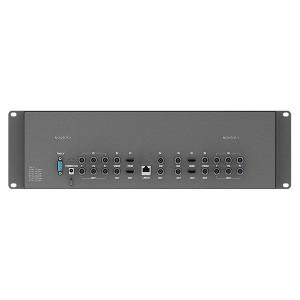 RM-7028S _ Dual 7 inch 3RU rackmount SDI monitor