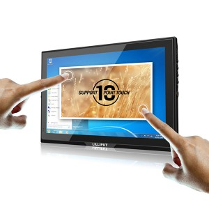 FA1014-NP/C/T _ 10.1 inch HD capacitive touch montior