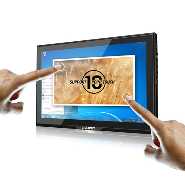 Good Wholesale Vendors Outdoor Industrial Touch Monitor - FA1014-NP/C/T _ 10.1 inch HD capacitive touch montior – LILLIPUT