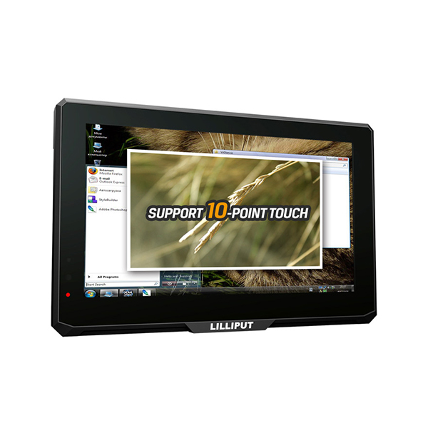 Factory Price Touch Screen Open Frame Lcd Monitor - 779GL-70NP/C/T _ 7 inch high brightness capacitive touch montior  – LILLIPUT