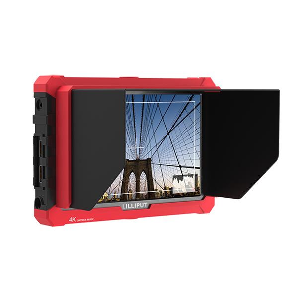 Good quality 12.5 Inch Camera Monitor - A7S _ 7 inch 4K Camera-top HDMI monitor – LILLIPUT