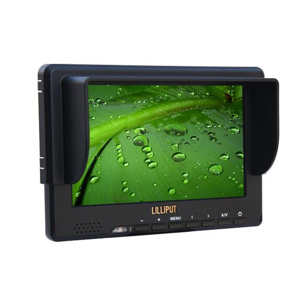Manufacturer for High Brightness Public View Monitor - 667/S_7″ 3G-SDI Monitor – LILLIPUT