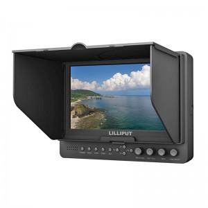 665S_7inch Camera Top Monitor