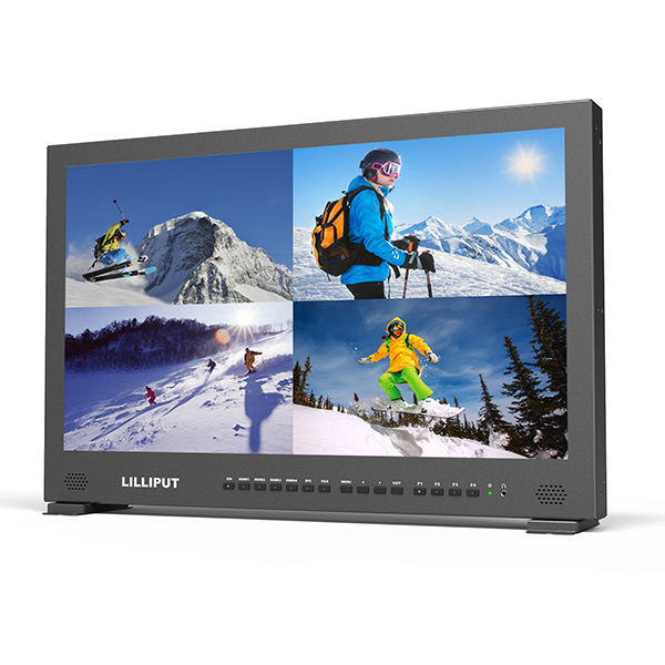 China Cheap price Pull-Out Rackmount Monitor -