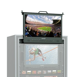 RM-1730S _ 17.3 inch Pull-out rackmount monitor