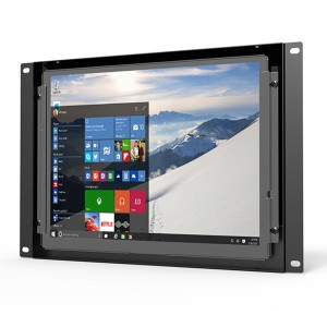TK1040-NP/C/T _ 10.4 inch industrial open frame touch monitor