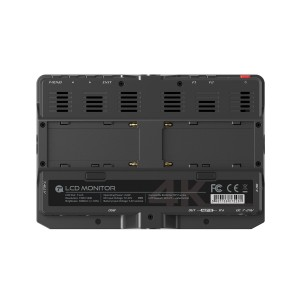 H7_7 inch 1800nits ultra bright HDMI on-camera monitor