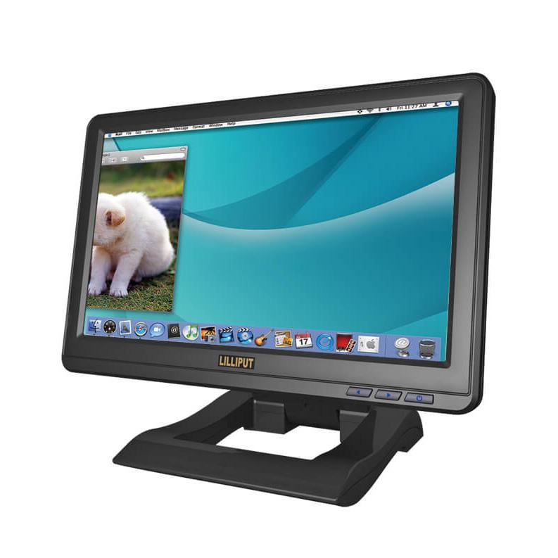مانیتور USB UM-1010 / C / T _ 10.1 اینچ تصویر ویژه