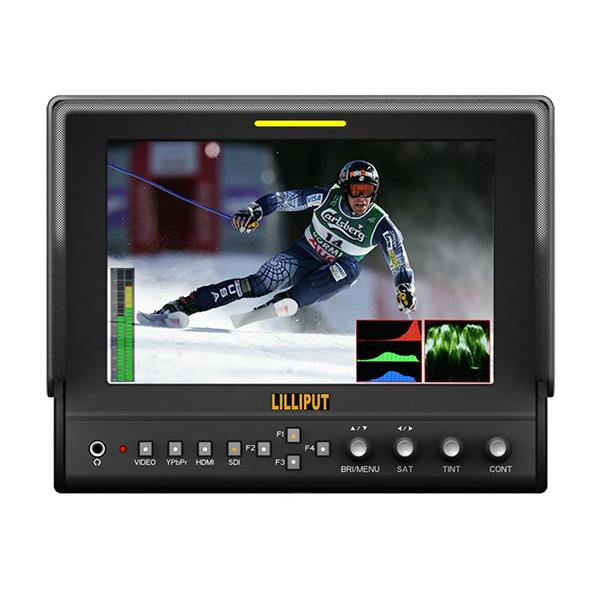 High Quality for High Brightness Camera Monitor - 663/S2 _ 7 inch Camera-top hd SDI monitor – LILLIPUT