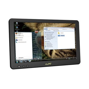 UM-1012/C/T _ 10.1 inch USB Monitor with speaker