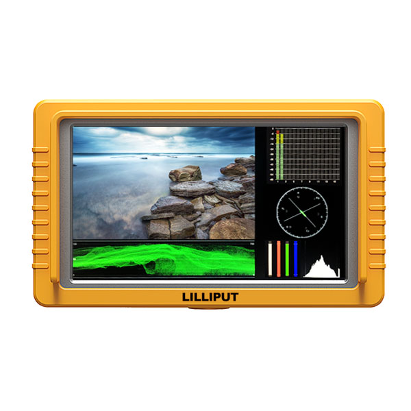 Q5 _ 5.5 inch Camera-top full hd SDI monitor Featured Image
